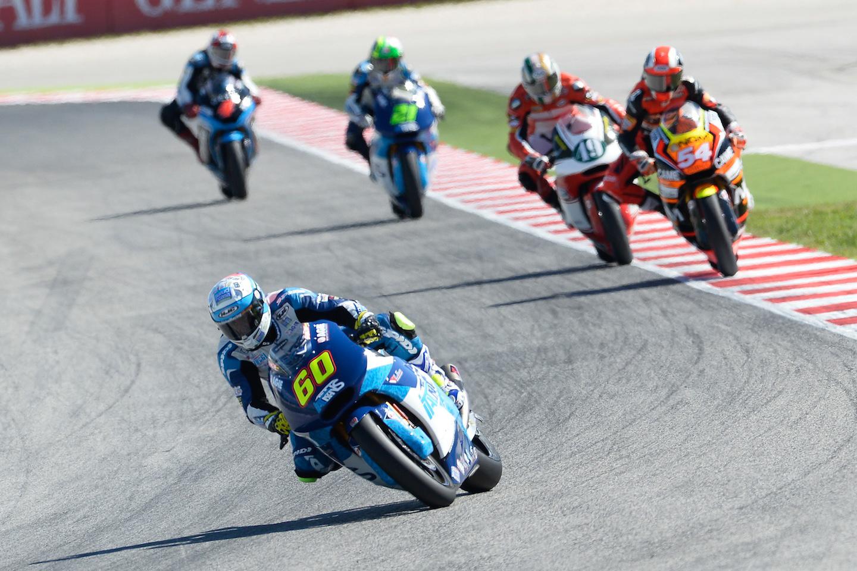 julian simon- team italtrans moto2 - wmc racing 2014