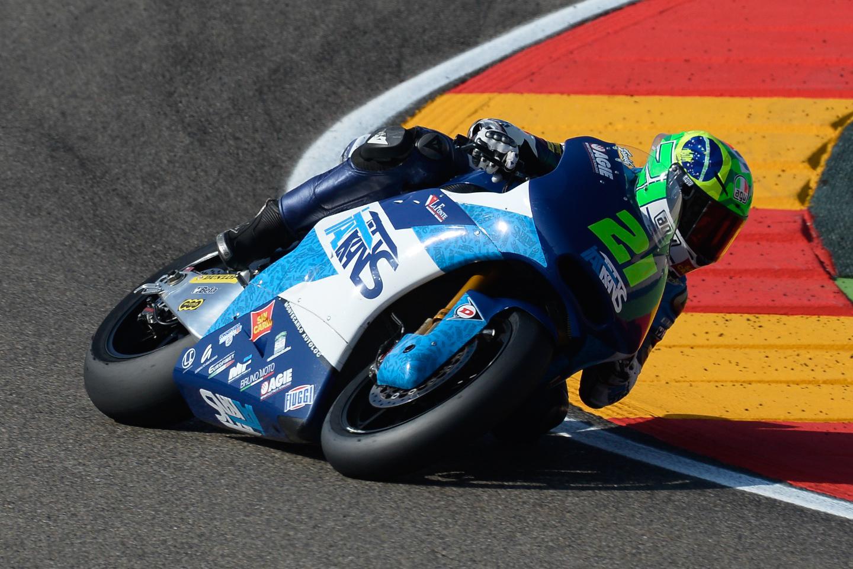 franco morbidelli - team italtrans moto2 - wmc racing 2014
