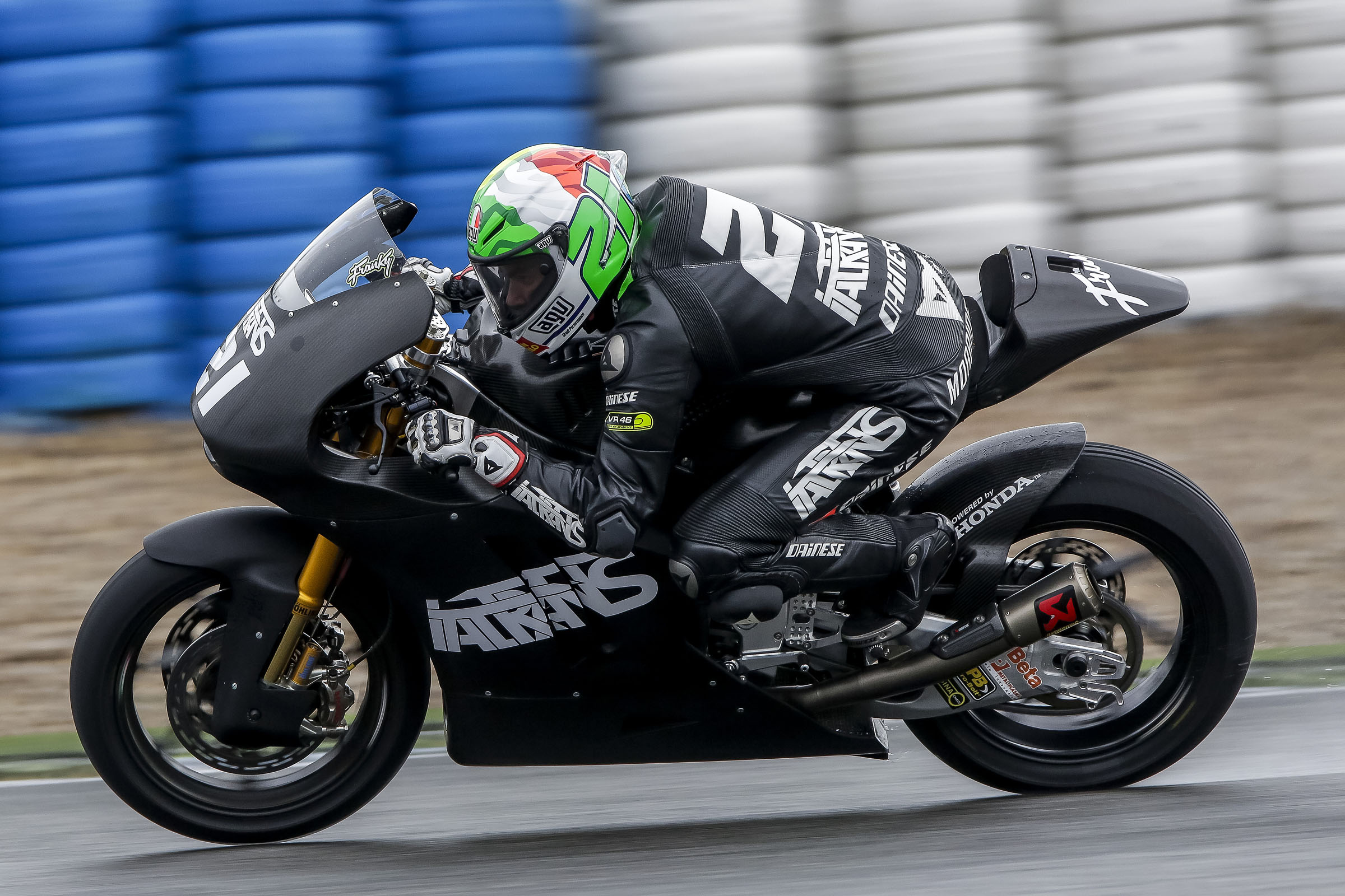 MORBIDELLI Jerez test 2