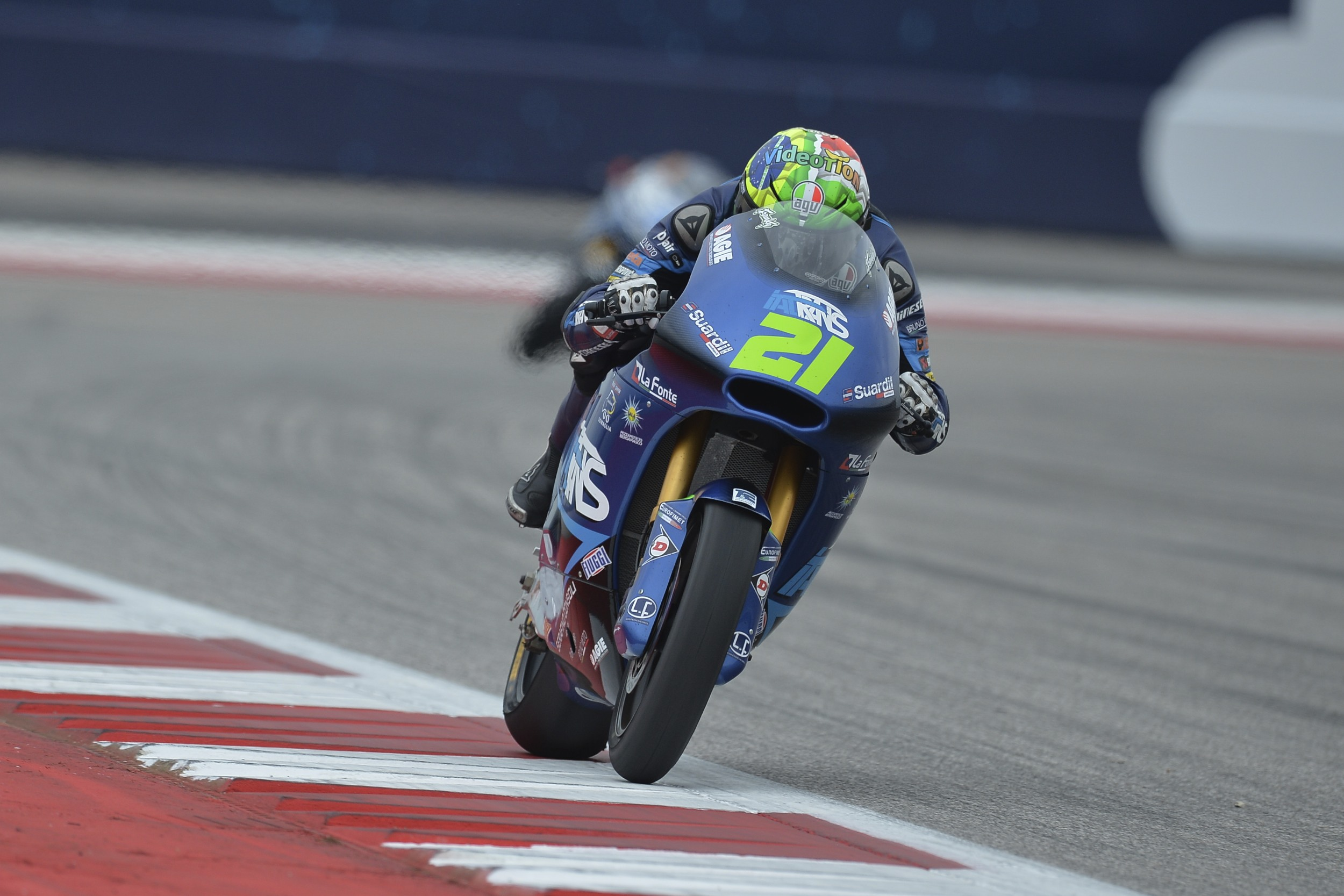 Morbidelli Texas qualifica - qualifying