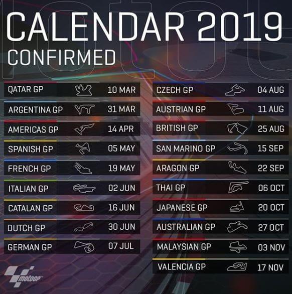 Calendario Motogp 2018 Tv8.Agp Racing Team Moto 3